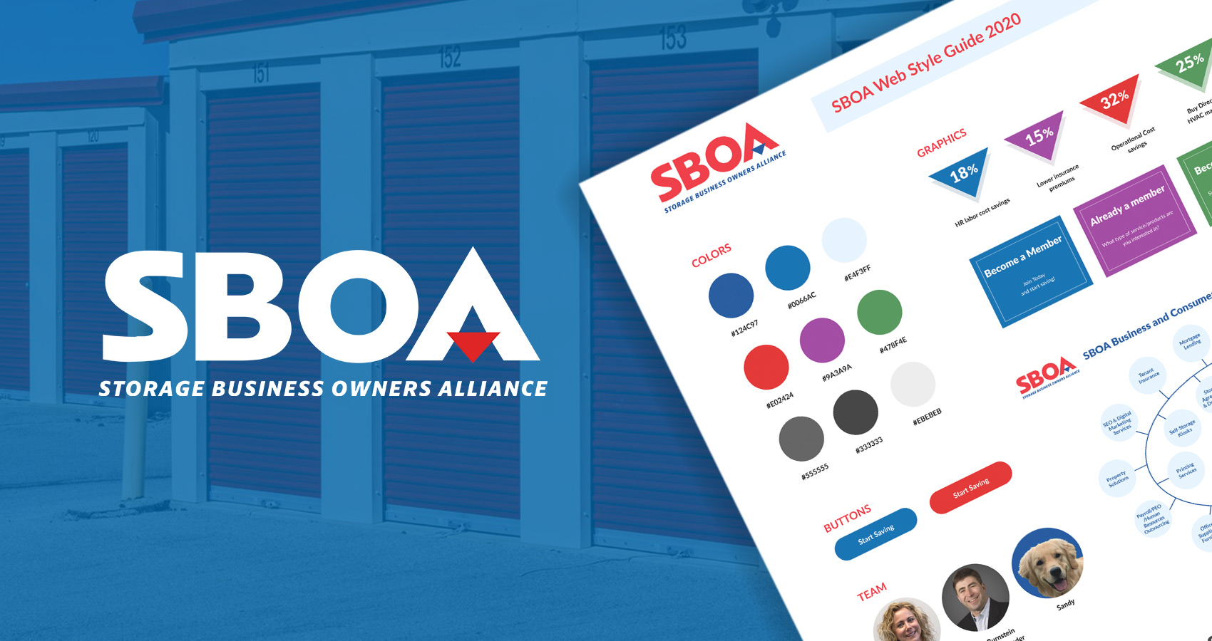 Storange Business Owners Alliance Style Guide