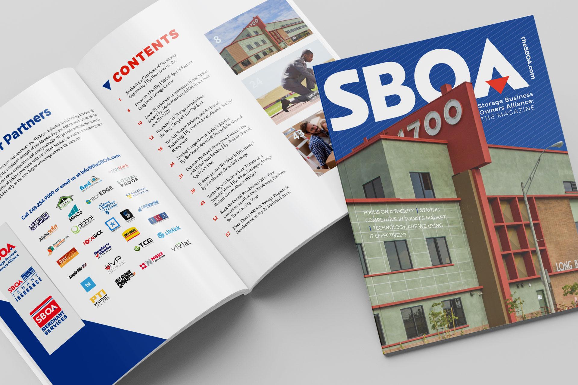 Storage Business Owners Alliance Magazine