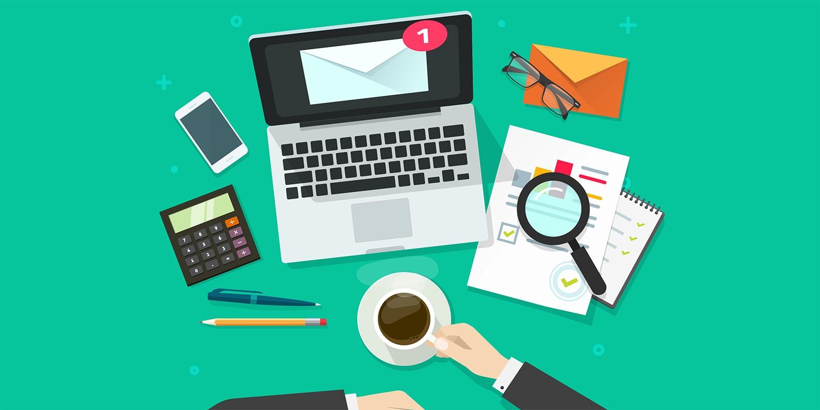 Social Media marketing tips graphic