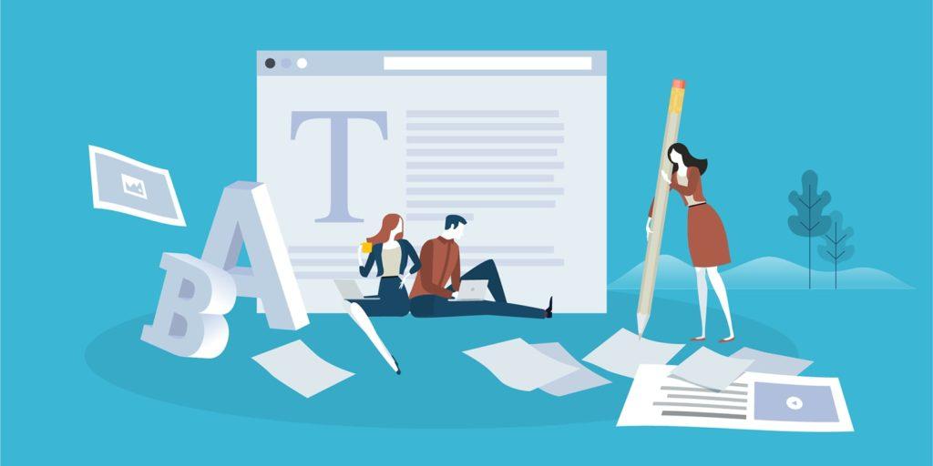 Social media marketing content graphic
