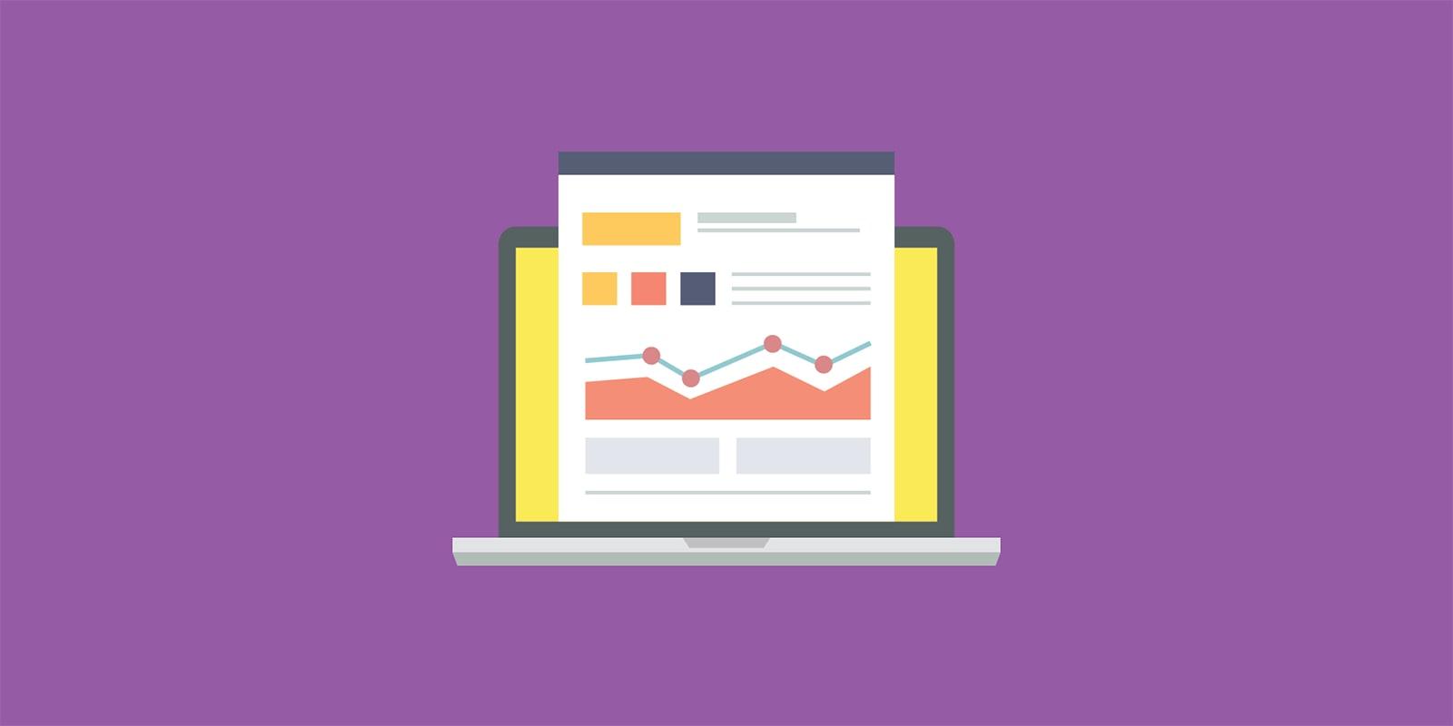 Social media marketing measuring analytics graphic