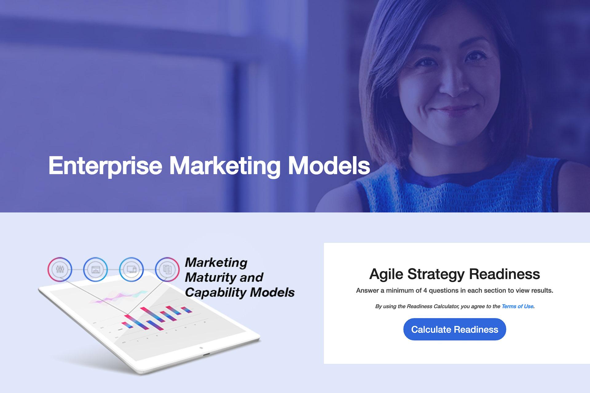 CapabilitySource Enterprise Marketing Models case study